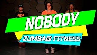 Faydee feat. Kat Deluna & Leftside – Nobody | Zumba Fitness