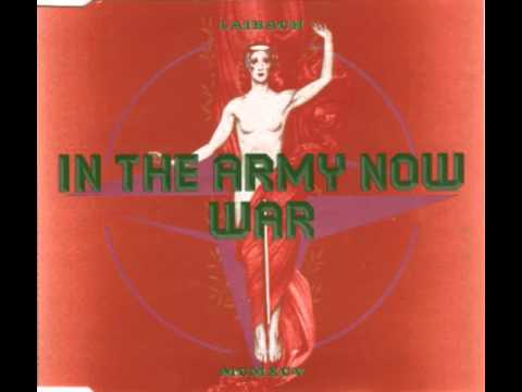 Laibach - 'War' ('Methods of Prevention' mix by Thomas Fehlmann)