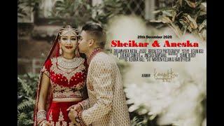 Sheikar + Aneska | 20.12.2020 | Hindu Wedding Montage | Kendra Hall, Durban