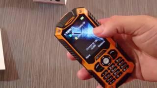 Telefono Movil Resistente BC - Dual SIM