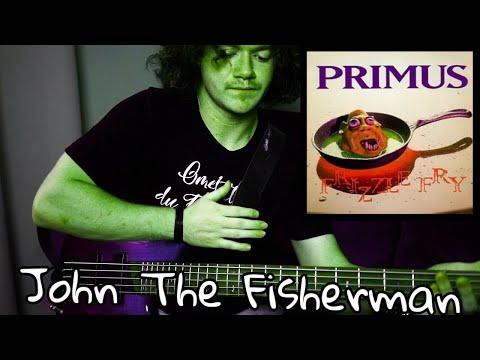 Primus - John The Fisherman (Bass Cover)