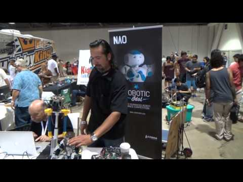 Robotics Society of Southern California at RCX 2013 Long Bea
