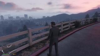 Grand Theft Auto V :Field of Duty