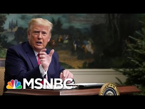 Trump To Sign Executive Order To Prioritize Covid-19 Vaccine Shipment To US | MTP Daily | MSNBC