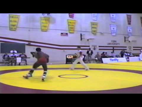 1986 York Event Match 5