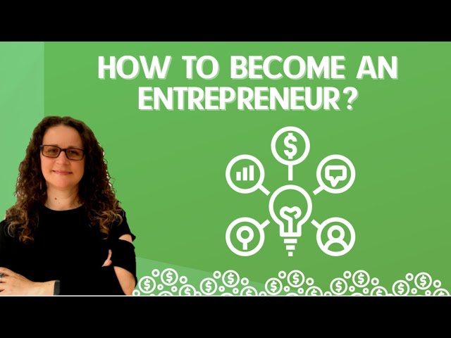An Easy Way To Become An Entrepreneur (Wellness Business)