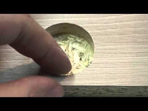 Как сделать отверстия под петли на фасадах