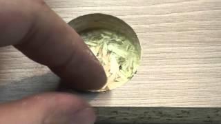 разметка мебельных петель