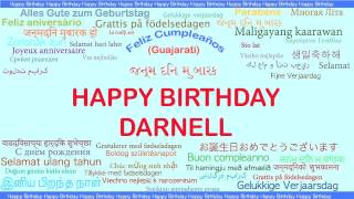 Darnell   Languages Idiomas - Happy Birthday