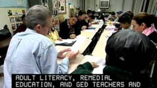 Adult Literacy, Remedial Education, and GED Teachers and Instructors CareerSearch.com