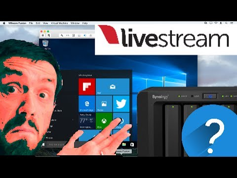 LIVESTREAM - What the hell is a Virtual Machine and why do I want one so bad?