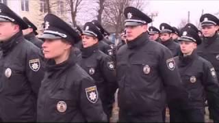 У Києві відеокамера зафіксувала поліцейських грубіянів