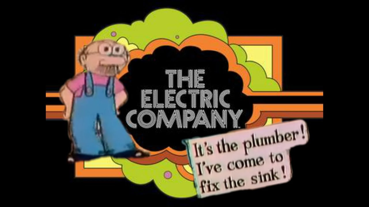 the electric company pbs it s the plumber