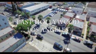 Hollywood (Sunset Blvd) Phantom 3 Flight