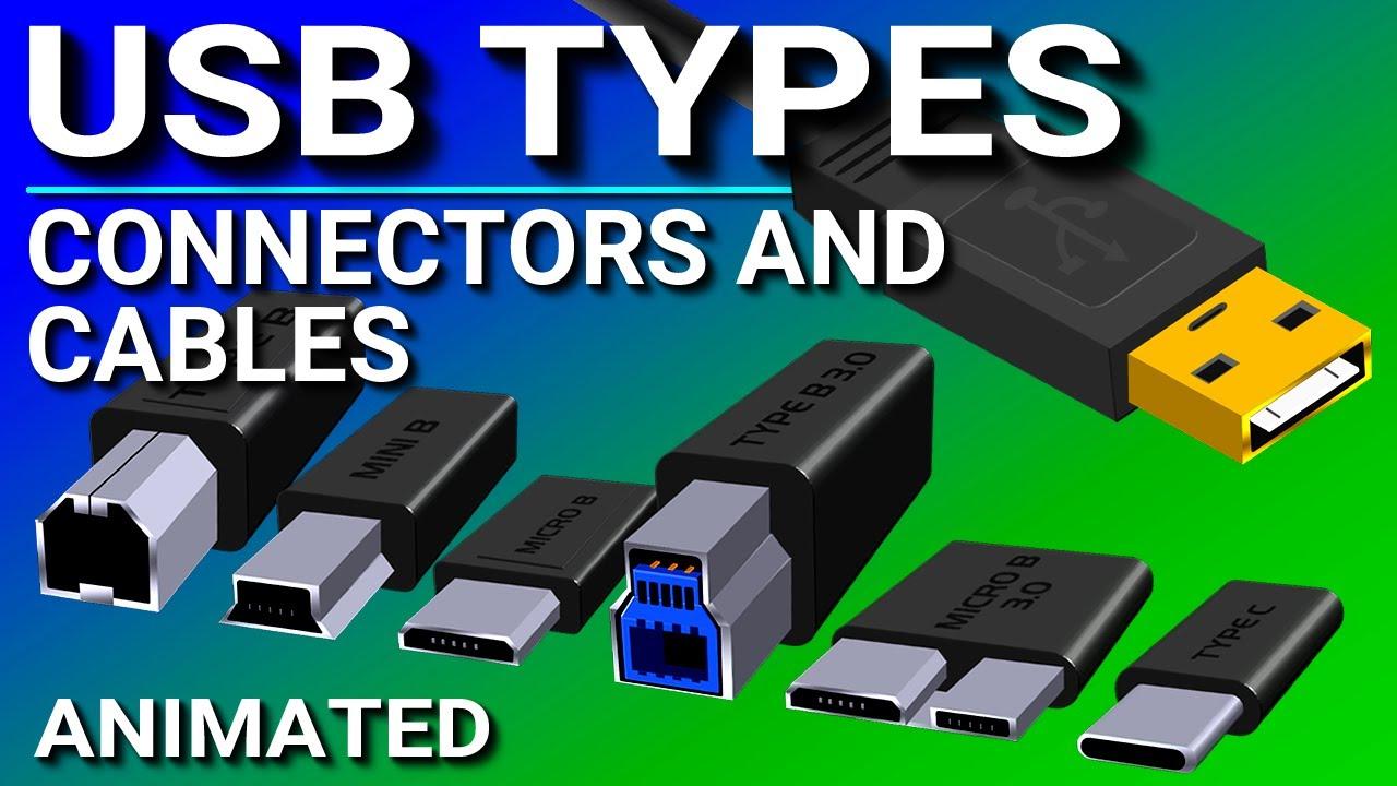 Download USB Ports, Cables, Types, & Connectors