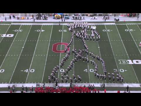 "The Ohio State University Performs its ""Michael Jackson Tribute"""