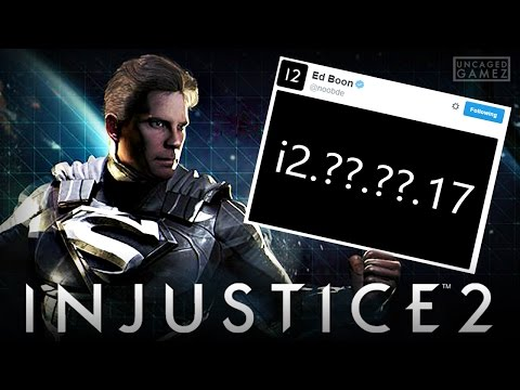 Injustice 2: OFFICIAL RELEASE DATE ANNOUNCED!!!