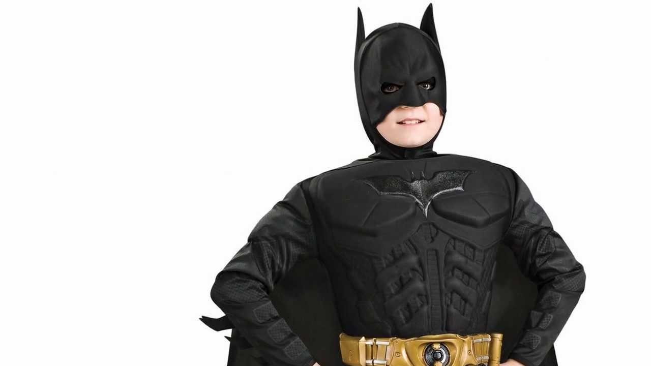 Batman Dark Knight Childrens Costume 5-6 years  sc 1 st  YouTube & Batman Dark Knight Childrens Costume 5-6 years - YouTube