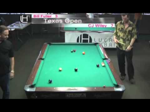 CJ Wiley vs. Fuller at the 2010 Texas Open 2 of 2