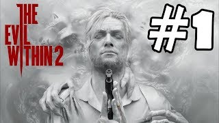 The Evil Within 2 Gameplay Walkthrough Part 1 [FULL GAME] Boss Fight Collectibles PC PS4 Xbox 1080P