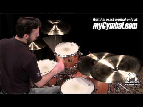 "Sabian 21"" AA Raw Bell Dry Ride Cymbal (22172-1022013S)"