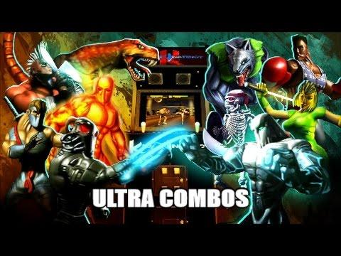 Killer Instinct: Ultra Combos