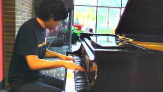 Katy Perry - E.T. (Will Ting Piano Cover) Music Video