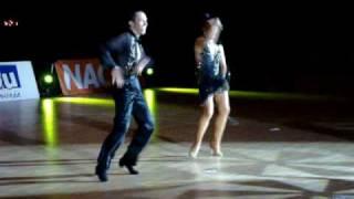 Joel López - Kristina Bespechnova Джайв танец победителей