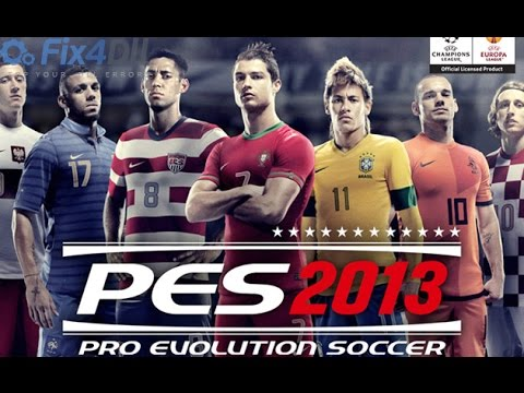 d3dx9 30.dll pes 2013 demo