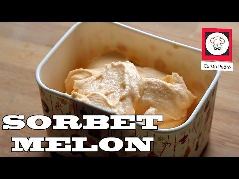 Sorbet melon sans sorbetière thermomix tm5