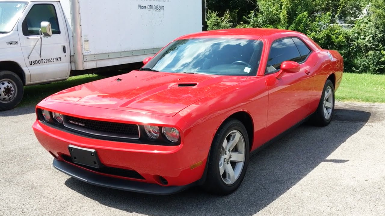 2014 dodge challenger in-depth review! - youtube