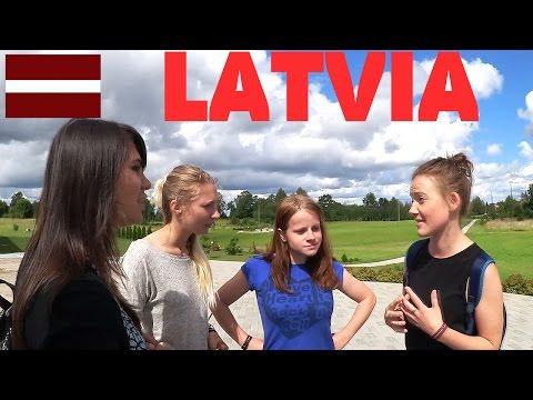 LATVIA TRIP ★ Едем в Talsi и Jelgava