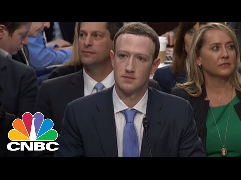 Mark Zuckerberg: We Don't Use Mobile Device Microphones To Listen In On Users | CNBC