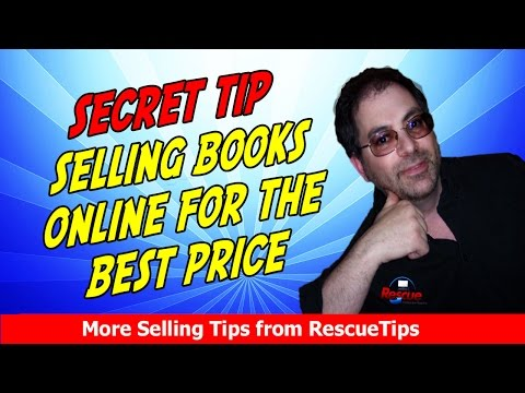 Selling Books Online With Or Without Amazon And Get The Best Price