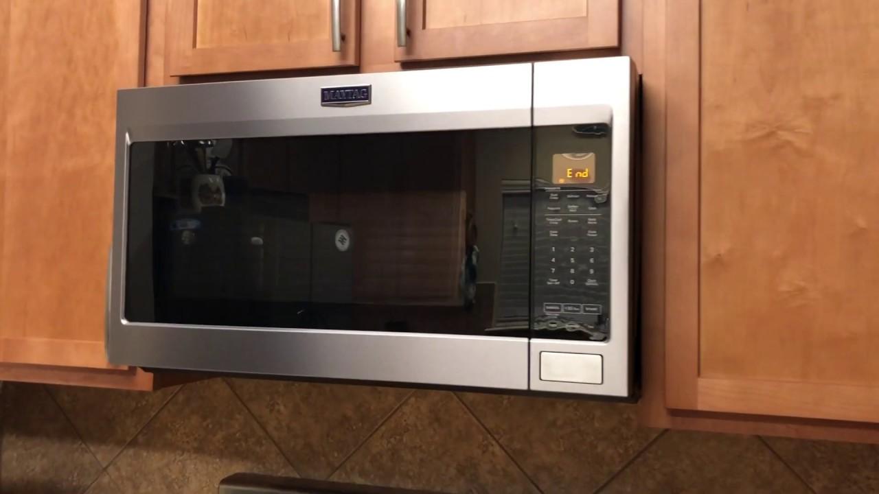 Dual Crisp 1 9 Cu Ft Microwave Oven