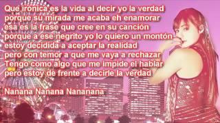 Tatiana Escarlet   Amor & Amistad Letra