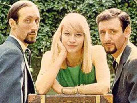 """Peter, Paul and Mary  """"500 Miles"""""""