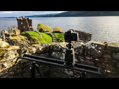 Timelapse and Hyperlapse Photography in Scotland!