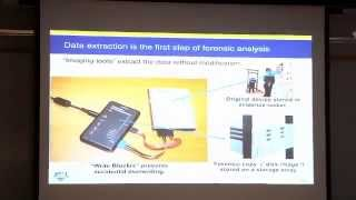 """""""Digital Forensics Innovation: Searching A Terabyte of Data in 10 minutes"""" (CRCS Lunch Seminar)"""