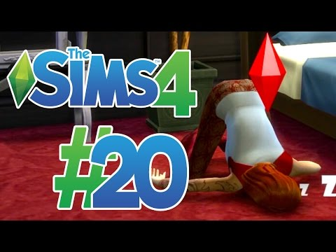 The Sims 4: Lets Play Part 20 Pervert Warning