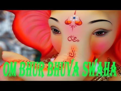 Shree Ganeshay Namah | om bhur bhuva swaha | Success Mantra For Students | Best Audio