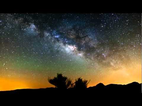 Млечный путь Красивая съемка с самой высокой точки в Испании