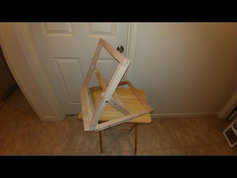 Free DIY Easel