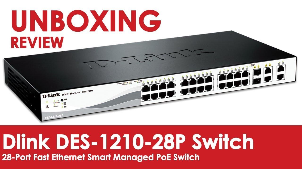D-Link DGS-1210-28P Descargar Controlador