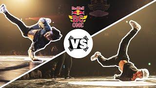 Bboy Issei VS Bboy Leon - FINAL BATTLE - Red Bull BC One Asian Pacific Final 2015