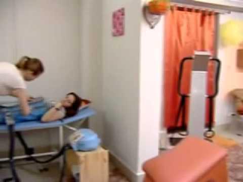 Прессотерапия - профилактика варикозной болезни.flv