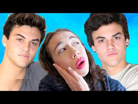 Ed Sheeran - Perfect - DOLAN TWINS & MIRANDA