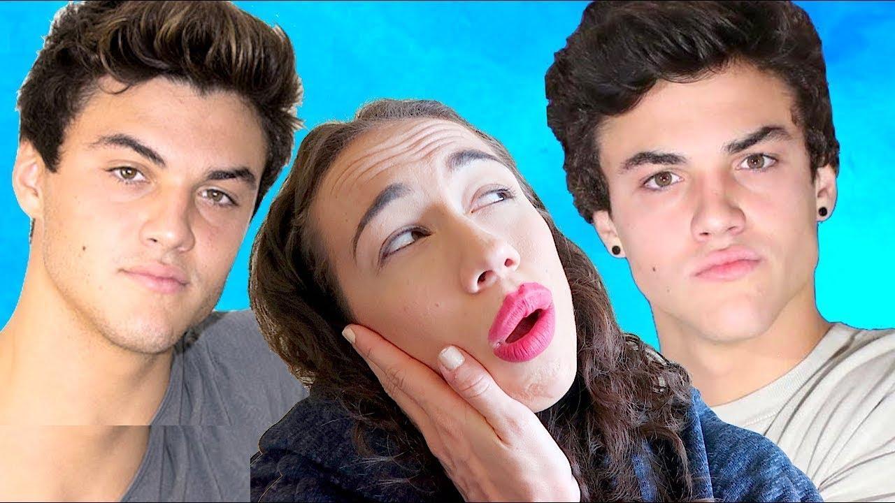 Singing identical twins - YouTube