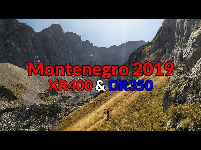 #6 Enduro Trip to Montenegro - Hiking in Durmitor: Savin Kuk through Velika Kalica valley.