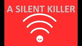 Wi-Fi - A Silent Weapon For A Quiet War